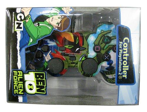 Ben10 Licenced Alien Force Controller (PS2) [Importación inglesa]