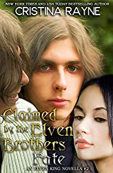 Claimed by the Elven Brothers: Fate (An Elven King Novella Book 2) (English Edition)
