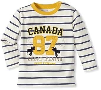 Stummer Baby - Jungen Hemd 21254, Gr. 92, Elfenbein (012 snow white)