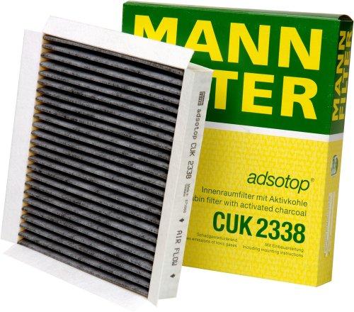 Preisvergleich Produktbild Mann Filter CUK2338 Filter,  Innenraumluft adsotop