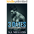 3 Dates: A Billionaire Romance Story (New Adult Romance Book 1)