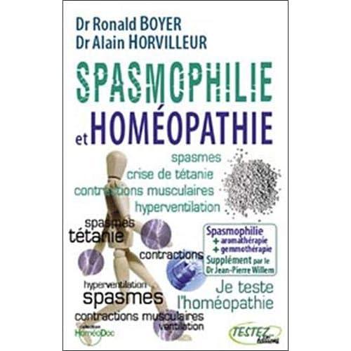 Spasmophilie et homéopathie