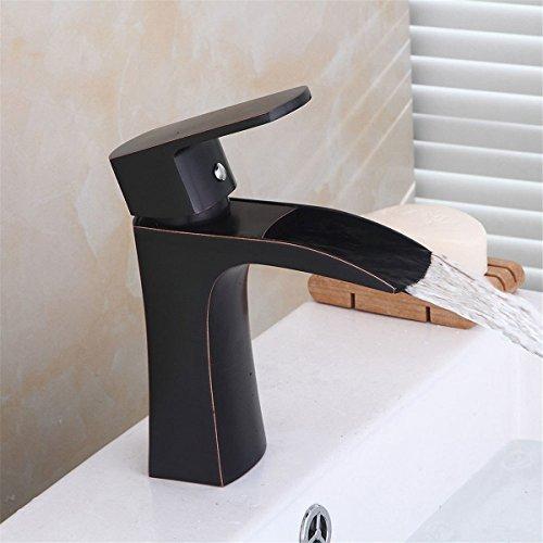 MNLMJ Cucina Caldo e freddoRubinetti Rubinetto della Cucina Bagno lavandini rubinetti Rubinetti in Rame Caldo e Freddo rubinetti monoforo Rubinetti per Cucina tiralatte. Tirare i rubinetti
