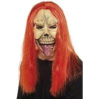Smiffy's Punk Skull Mask