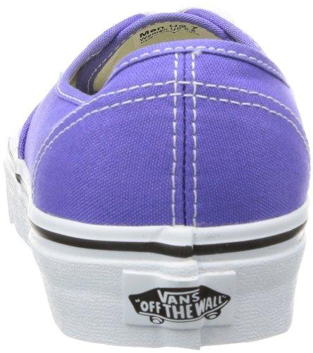 Vans U Authentic Purple Iris/Tru, Baskets Basses Mixte Adulte Violet - Morado (Violett (Purple))