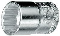 GEDORE Steckschlüsseleinsatz 3/8 Zoll, UD-Profil 6 mm, 1 Stück, D 30 6