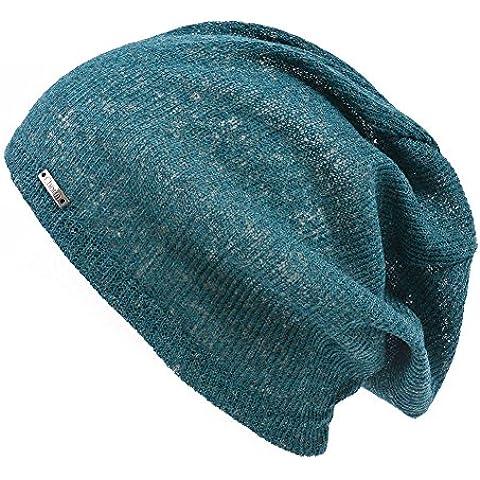Casualbox Uomo chiaro peso traspirante beanie berretto maglione cappello cappello