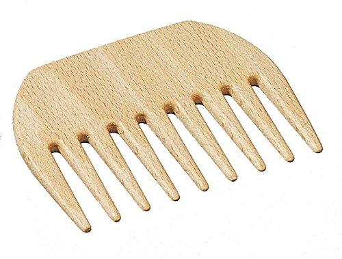 Peine afro de madera