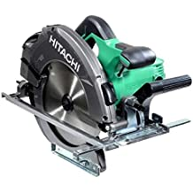 Hitachi 93414466 - Sierra circular 235mm 2000w c/ maletín y freno electrónico c9bu3
