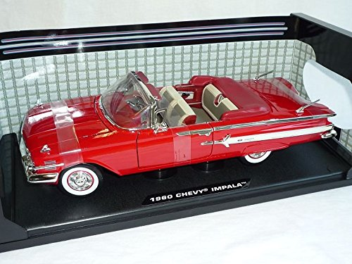 chevrolet-chevy-impala-rot-1960-cabrio-oldtimer-1-18-motormax-modell-auto