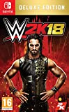 Wwe 2K18 Deluxe - Special Limited - Nintendo Switch