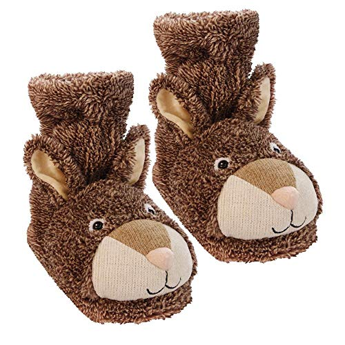 Faux Fur Novelty Animal Slippers Socks Super Soft Plush Warm Cute Animals Socks