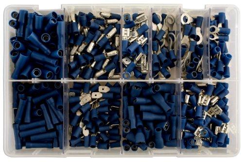 31851 Connect 280 Bleu Isolé Fil Électrique Terminal sertir Connecteur Set