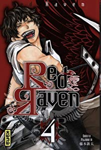 Red Raven Edition simple Tome 4