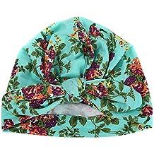 ODJOY-FAN-Neonato Ragazzi Bowknot Stampa Cappello cotone Dormire berretto  Copricapo Cappello-Unisex 77c17e2bcf98