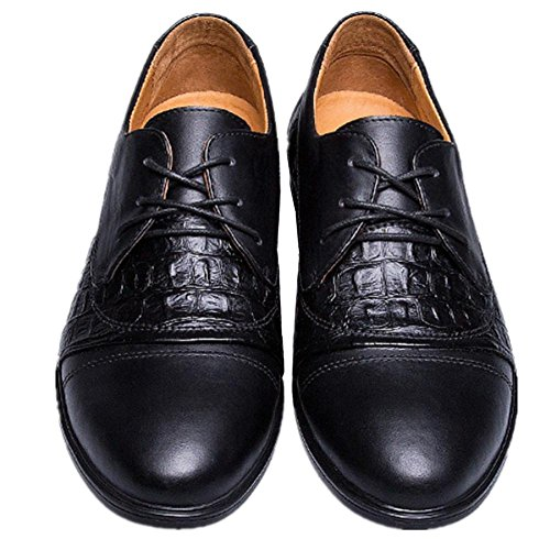 Scarpe casual degli uomini prima strato di cuoio trendy scarpe casual 1