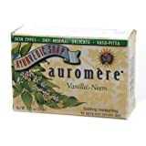 Auromere Ayurvedic Soap, Vanilla Neem 2....