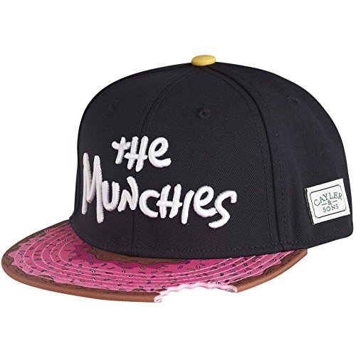 d04edc62d002 Cayler   Sons Cap – C S Gl Muchies Classic black pink size  OSFA (
