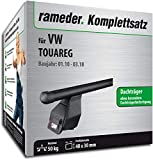 Rameder Komplettsatz, Dachträger Tema für VW Touareg (118836-08607-2)