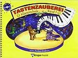 Klavierschule Tastenzauberei 1 - Klaviernoten [Musiknoten]