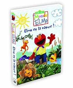 Seseame Street-Le Monde D'Elmo: Elmo Et La Nature [Import anglais]