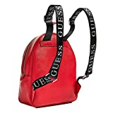 Guess Urban Chic Large Backpack Red