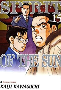 Spirit of the sun Edition simple Tome 15