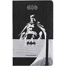 Moleskine Batman Notebook: Black, Large, Plain