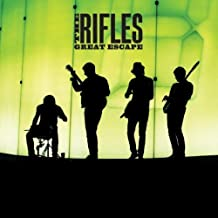 Great Escape by The Rifles (2009-01-22)