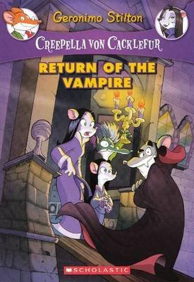 [Return of the Vampire] (By: Geronimo Stilton) [published: August, 2012]