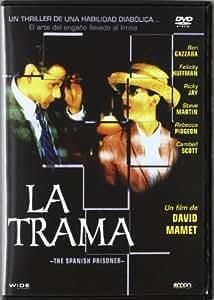 La trama (The Spanish Prisoner) [Spanien Import]