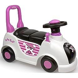 Chicos - Correpasillos Pirate Girl, color rosa (Fabrica de Juguetes 35265)