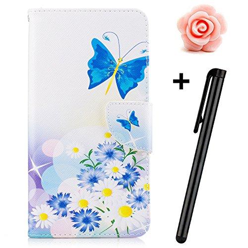 samsung-galaxy-j1-ace-casesamsung-galaxy-j1-ace-flip-wallet-casetoyym-premium-flower-butterfly-patte