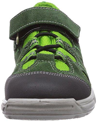 Ricosta Fido, Low-Top Sneaker bambino Verde (Grün (bungee/apple 569))