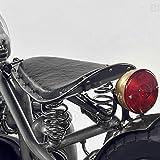 """1 paio di accessori per moto 3""""Steel Solo Seat Barrel Springs per Harley"""