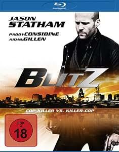Blitz - Cop Killer vs. Killer Cop [Blu-ray]