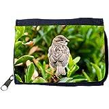 le portefeuille de grands luxe femmes avec beaucoup de compartiments // M00157670 Animal Bird aviador verano Naturaleza // Purse Wallet