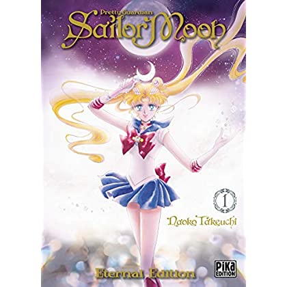 Sailor Moon Eternal Edition T01 : Pretty Guardian