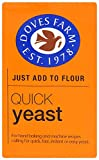 Doves Farm Quick Yeast 125 g (Pack of 8)