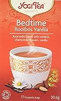 Yogi Tea - Bedtime Rooibos Vanilla - 30.6g