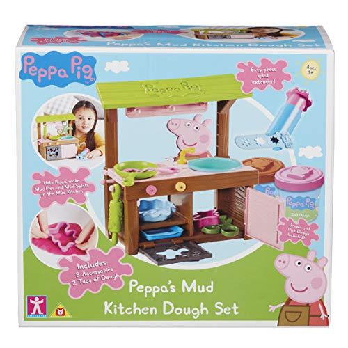 Peppa Pig-Mi Cocina, (Bandai CO07038)