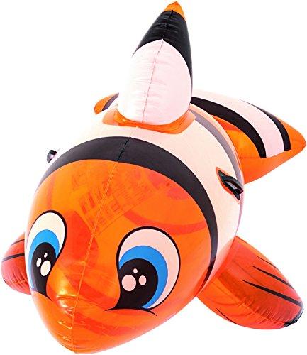 Preisvergleich Produktbild Bestway Schwimmtier Clown Fish, 157x94 cm
