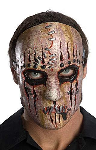 Slipknot Maske Joey aus Latex