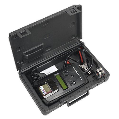 SEALEY BT2013Digital Batterietester mit Drucker 6/12V