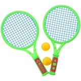 Tradico® 3X Kids Interest Tennis Set Tennis Racket + Ball Badminton Kids Sports Toy Small