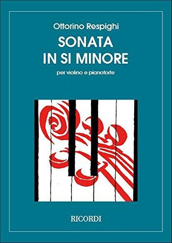 Respighi: Sonata in B minor (Violin & Piano)