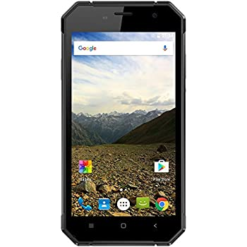 "NOMU S30-IP68 Smartphone Tri-Proof 4G Android 6.0 ( MTK6755 64-bit Octa Core 4GB+64GB, 5.5"" IPS Schermo 1920*1080Pixels, 5+13MP Camera 5000mAh OTG Smart Gesture E-compass NFC )"