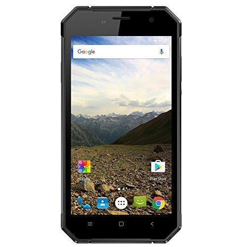 NOMU S30 4G Smartphone - Outdoor IP68 Impermeable, Android 6.0, MTK6755 64-bit Octa Core, Pantalla 5.5 FHD, 4GB Ram+64GB Rom, 13MP Cámara 5000mAh OTG Smart Gesture E-compass NFC