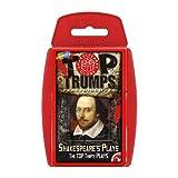 Winning Moves Shakespeare 's spielt Top Trumpf Spiele