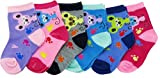 #10: Premium Cotton Woolen Mix Baby Boys/Girls Socks (1 to 7 Yrs) Pack of 6 Pairs